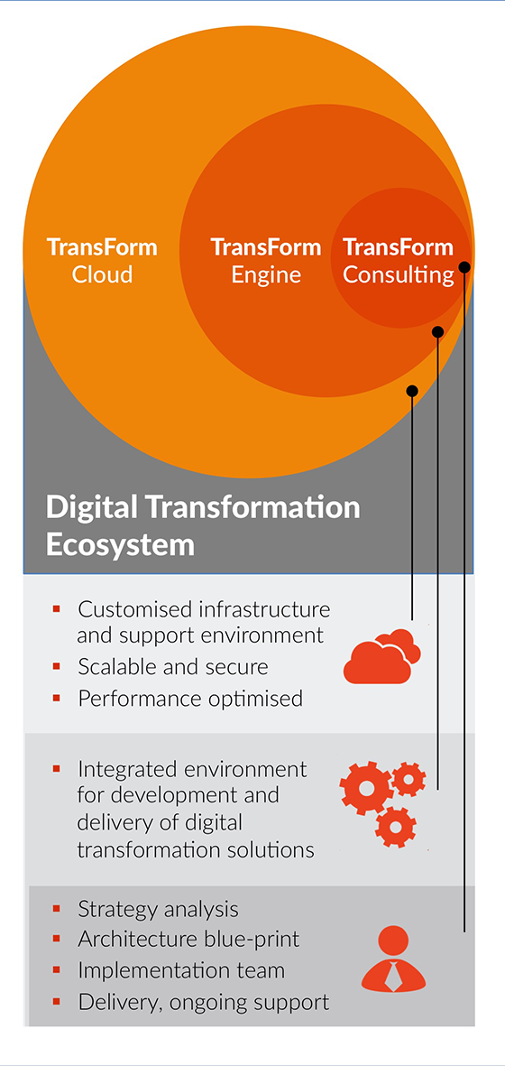 Digital Transformation Ecosystem